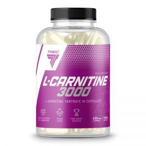 Trec L-Carnitine 3000 - 120 kaps
