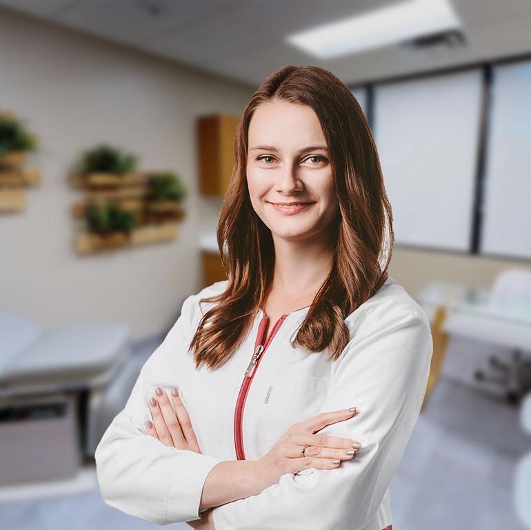 Aleksandra Baran - Dyplomowany dietetyk Kraków