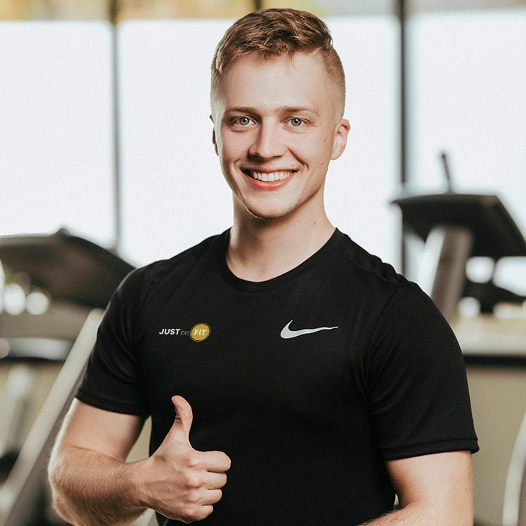 Krzysztof Dróżdż - rehabilitant, trener personalny Kraków