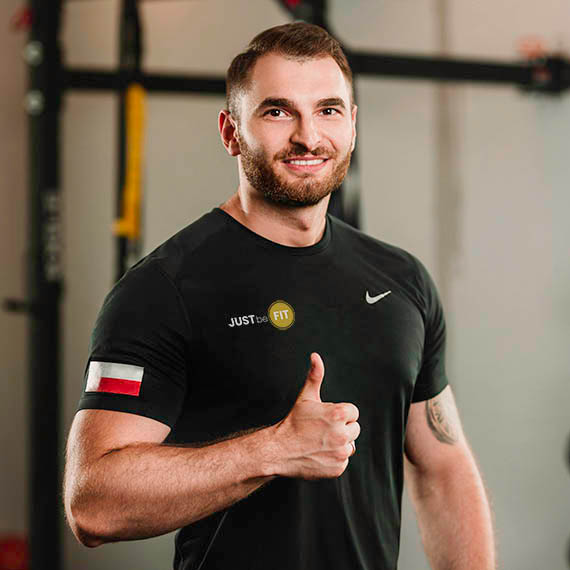 Marcin Lubera - Trener personalny Kraków