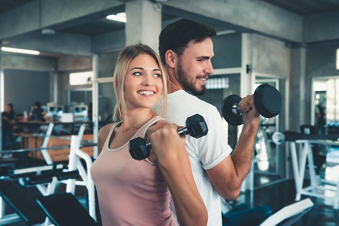 Indywidualny plan treningowy na siłownię