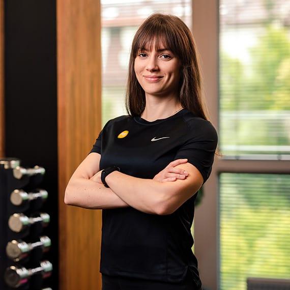 Milena Suska - trener personalny Kraków