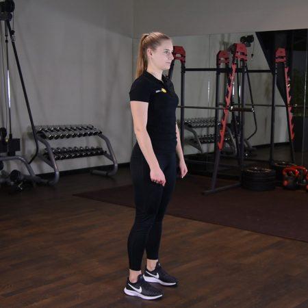 Ćwiczenie Bieg bokserski - just be fit