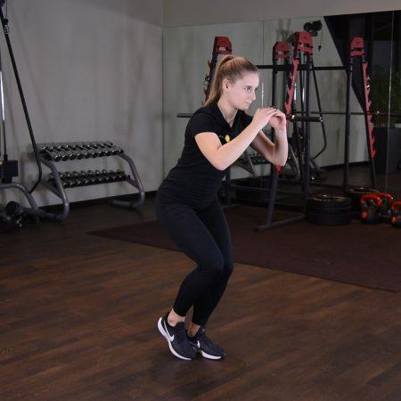 Ćwiczenie Gwiazdka - just be fit