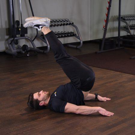 Ćwiczenie Świeca - just be fit