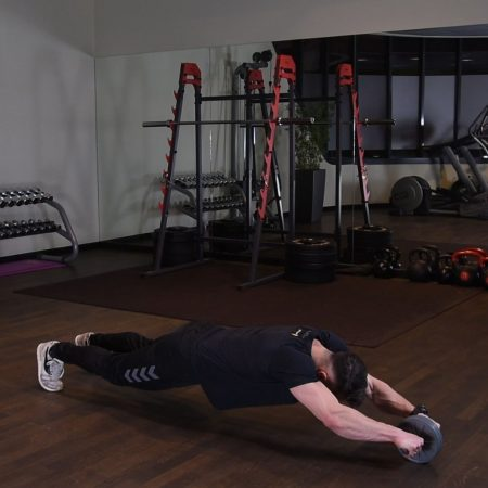 AB Wheel ze stania na brzuch - just be fit