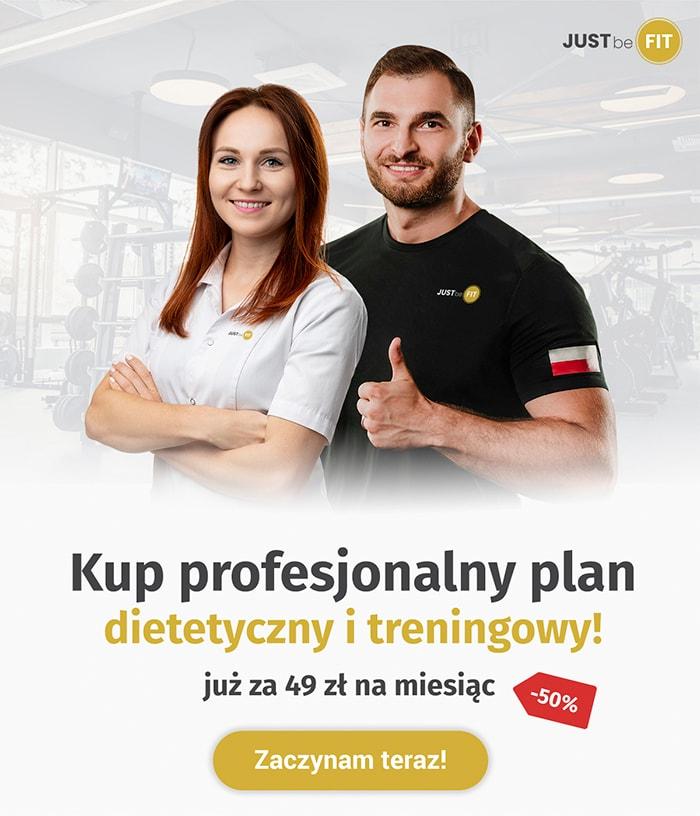 Plan dietetyczny i treningowy online