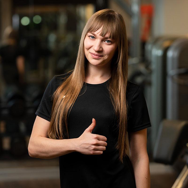 Anna Świątek - Trener personalny Katowice