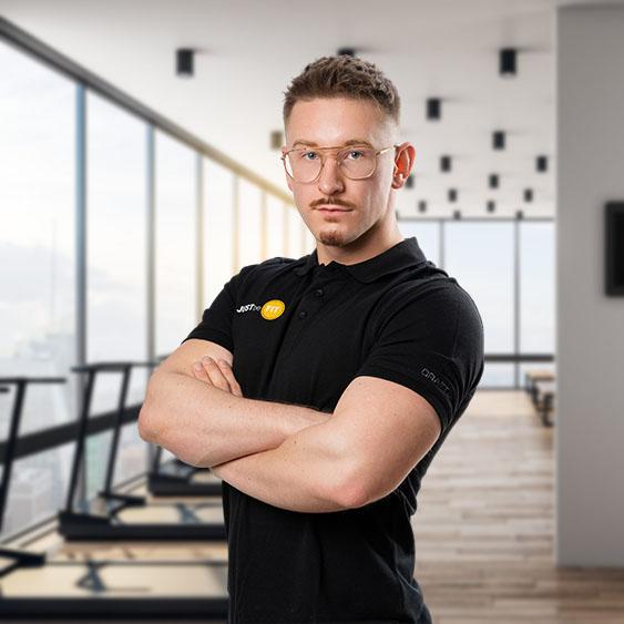 Mateusz Kot - Trener personalny Katowice