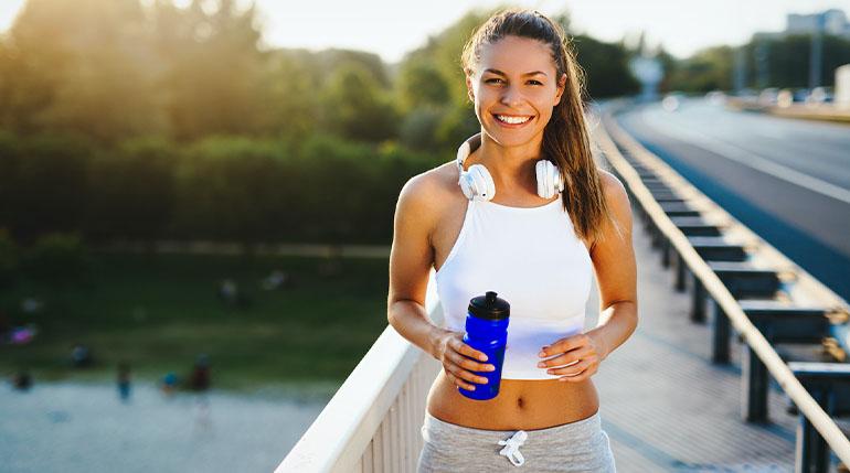 jak schudnąć z brzucha — najważniejsze zasady